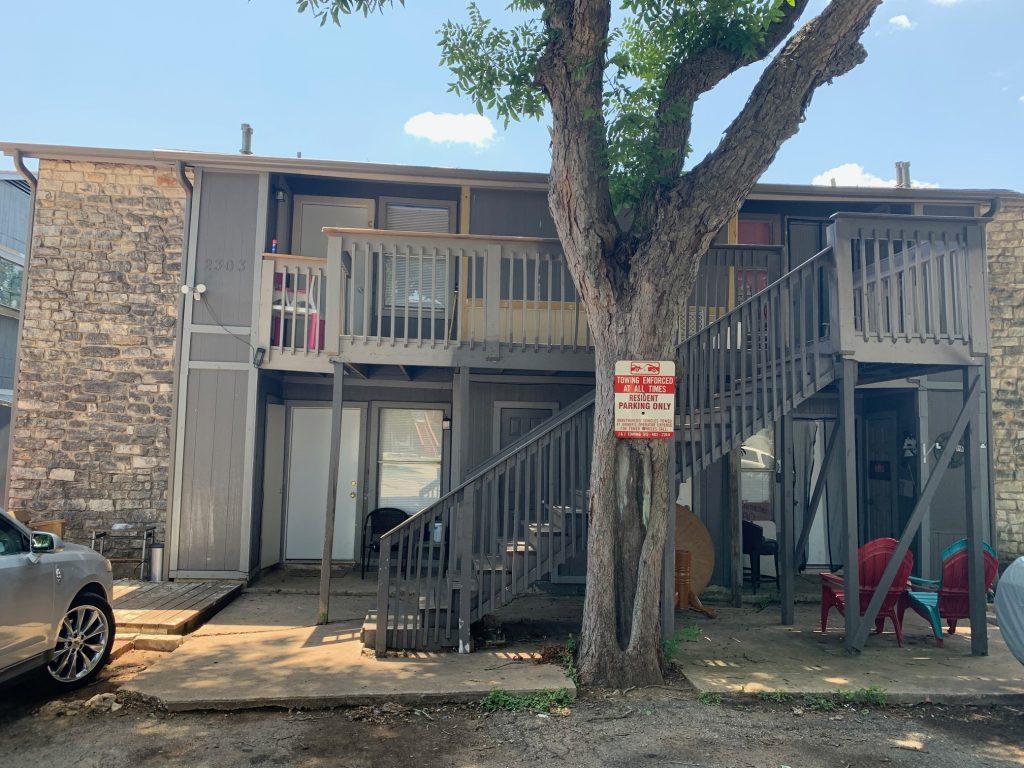 Fourplex for sale austin texas